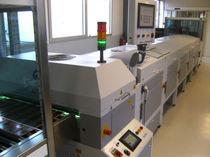 Sistema de polimerización UV / para revestimientos / para secado
