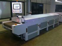 Máquina de serigrafia automática / multicolor / para la electrónica