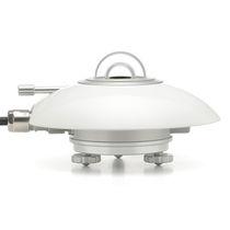 Piranómetro con amplia gama espectral / ISO 9060 / secondary standard / con cúpula de cuarzo
