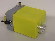 Collarín de contacto activo para tratamiento de superficie / de lijado automatizado / aplicaciones táctiles