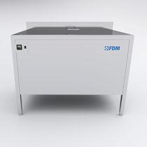 Baño termostático calefactado / con indicador digital / para tratamiento térmico / para laboratorio