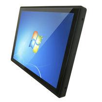 Monitor LCD / TFT / con pantalla táctil PCT / retroiluminación LED