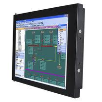Monitor LCD / con pantalla táctil multipuntos / con pantalla táctil PCT / retroiluminación LED