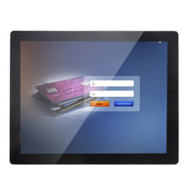 Monitor LCD / TFT / con pantalla táctil multipuntos / con pantalla táctil PCT