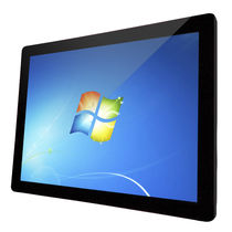 Monitor LCD / TFT-LCD / con tecnología capacitiva proyectada / retroiluminación LED