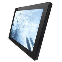 Monitor LCD / LCD TFT / con pantalla táctil multipuntos / con pantalla táctil capacitiva