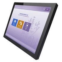 Monitor LCD TFT / con pantalla táctil multipuntos / con pantalla táctil capacitiva / con pantalla táctil PCT