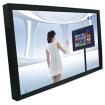 Monitor con pantalla táctil / LCD / 1920 x 1200 / de pared
