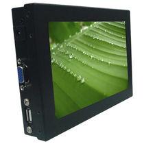 Monitor táctil / LCD / 800 x 600 / open frame
