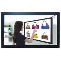 Monitor con pantalla táctil / LED / 1920 x 1200 / de pared