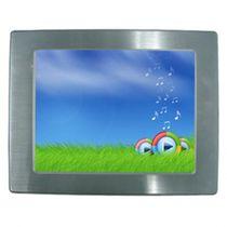 Panel PC retroiluminación LED / de LCD / 1024 x 768 / Intel® Atom D525