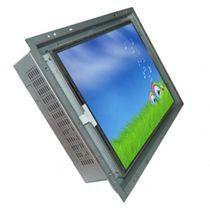 Panel PC retroiluminación LED / de LCD / 1024 x 768 / Intel® Atom N270
