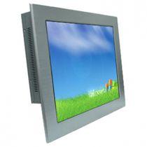 Panel PC retroiluminación LED / de LCD / 1280 x 1024 / Intel® Atom N270