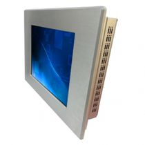 Monitor LCD / 800 x 600 / empotrable / industrial