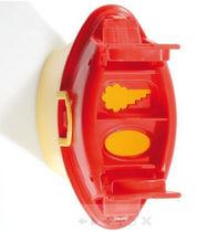 Contenedor de basura de plástico / para desperdicios médicos / para reciclaje