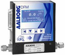 Caudalímetro térmico / másico / para gas / programable