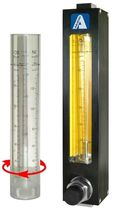 Caudalímetro de área variable / para gas / robusto / de lectura directa