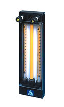 Caudalímetro para gas / de área variable / de lectura directa / con tubos múltiples