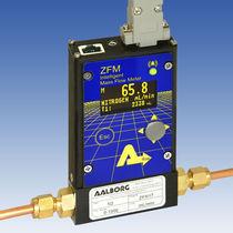 Caudalímetro para gas / térmico / másico / programable