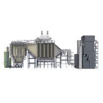 Incinerador para residuos