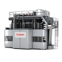 Filtro de sólidos / de placas / automático / de proceso