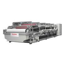 Filtro horizontal / de líquido / de sólidos / de banda