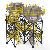 Filtro de gas / modular