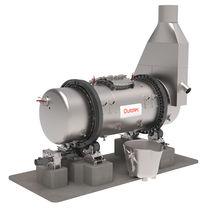 Horno de fusión / de fundición / horizontal / giratorio