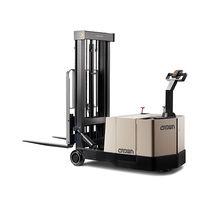 Apiladora eléctrica / con operador a pie / para palés / de carga