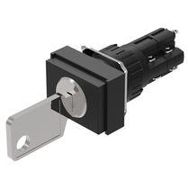 Conmutador de llave / multipolar / de corte / electromecánico