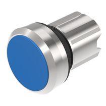 Botón pulsador unipolar / no luminoso / al ras / acción momentánea