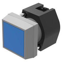Botón pulsador multipolar / acción momentánea / IP65
