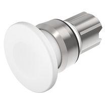 Botón pulsador de seta / con luz / acción momentánea / IP67