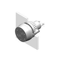 Zumbador de seguridad intrínseca / IP65 / empotrable