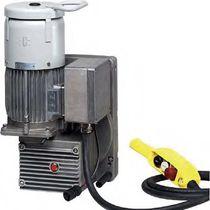 Cabrestante eléctrico / de elevación / para pasacable / compacto