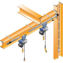Sistema de alimentación para dispositivo de elevación