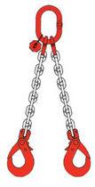Eslingas de cadena / 2 ramales / metal