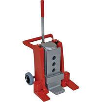 Gato hidráulico / para altas cargas / para elevación de maquinaria