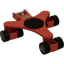 Rodador para carga pesada / rotativo / 360°