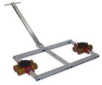 Rodador para carga pesada / para 4 puntos de carga