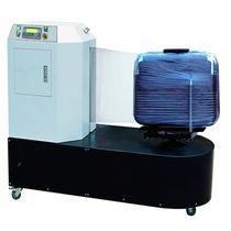 Envolvedora con plataforma giratoria / semiautomática / de maletas / de film estirable