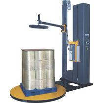 Envolvedora con plataforma giratoria / semiautomática / de palés / de film estirable