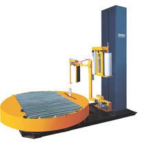 Envolvedora con plataforma giratoria / automática / para palés / con rodillos libres