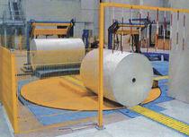 Mesa giratoria horizontal / de aire