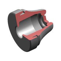 Pasacable de elastómero / de membrana