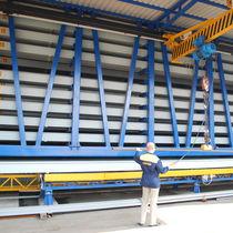 Sistema de almacenamiento vertical / para barras