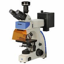 Microscopio de fluorescencia / de laboratorio / con cámara digital