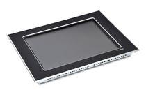Monitor LCD TFT / con pantalla táctil / empotrable / estanco al polvo