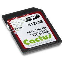 Tarjeta de memoria SD / 512 MB / 2 GB / 8 GB