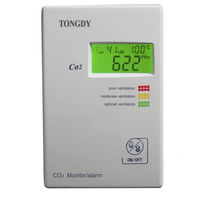 detector de dióxido de carbono (CO2) CE |G01-CO2-B3 series Tongdy Control Technology Co., Ltd